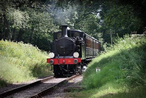 IMG_3718 - 24 Calbourne - IOW Railway - 23.08.12