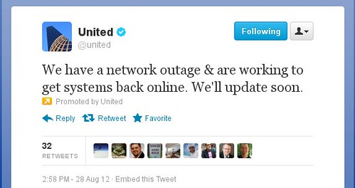 United Promoted Tweet by chi-diver, on Flickr