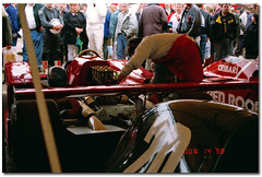 1981 Lola Chevrolet T530 Can Am. Goodwood Festival of Speed 1998. (Antsphoto) Tags: auto show classic car sussex britain lola historic fos goodwood motorsport autosport canam kodakfilm motoracing canoneos600 antsphoto lolachevrolet anthonyfosh goodwoodfestivalspeed1998