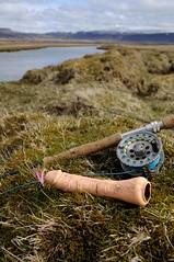 Just  for laughs (Jesusisland) Tags: iceland islandia fishing vibrator flyfishing sextoy sland 2012 streamer vibrador consolador pescamosca heimasta