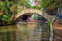 San Antonio River Walk (Aspenbreeze) Tags: sanantonio canal texas riverboat archedbridge aspenbreeze topphotospots tpslandscape gpsetest bevzuerlein