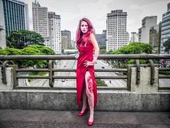 Zombiewalk 2012 (Vanderlei Gomes Fotografia :-]) Tags: brazil halloween girl brasil zombie mulher maquiagem terro teen horror carnaval paulo zombies festa menina so 2012 marcha zombiewalk