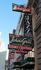 John's Grill (rocor) Tags: sanfrancisco maltesefalcon johnsgrill dashellhammett