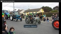 Tractors Rush Patricks day 2014 (Along My Travels) Tags: tractor day farm rush farmer patricks ferguson massey flickrandroidapp:filter=none