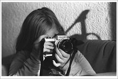 Precious (Strange Artifact) Tags: bw white black film nikon f100 scan 400 plus hp5 analogue asa expired zwart wit coolscan ilford negatives 135mm 128 panagor ls40 72012