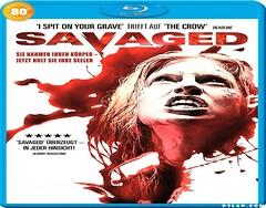 فيلم الأكشن والرعب Savaged 2013