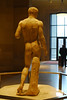 The Doryphoros by Polykleitos at the MIA (Jerry7171) Tags: italy male minnesota nude classicalsculpture minneapolis greece marble copy romanempire doryphoros minneapolisinstituteofart polykleitos pentelic