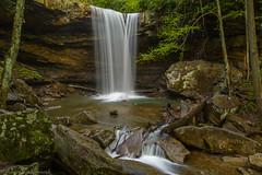 Cucumber Falls (clare j kaczmarek) Tags: waterfalls cucumberfalls fayettecounty laurelhighlands ohiopylestatepark cucumberrun patnc