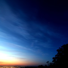ISS passing Jupiter over Adelaide (padraic_koen) Tags: adelaide jupiter southaustralia iss internationalspacestation