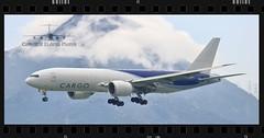 N778LA (EI-AMD Photos) Tags: airport photos aviation cargo hong kong lap lan boeing 777 hkg kok chek freighter vhhh eiamd n778la