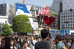 Shibuya Crossing, Tokyo (diana_kathryn) Tags: japan tokyo shibuya hugs