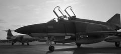 64-1021 McDonnell RF-4C Phantom (eLaReF) Tags: 641021 mcdonnell rf4c phantom leuchars bob egql battle britain at home day