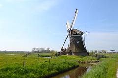 groninger landscape (jan emmo) Tags: mill windmill landscape netherland groningen molen reitdiep landschap voorjaar groningerlandschap