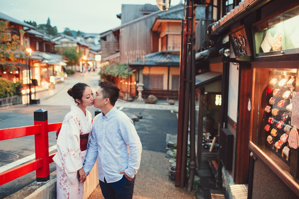 海外自助婚紗京都自然系旅拍婚紗