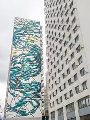 Galerie ITINERRANCE EFIDIS MAIRIE DU 13 (windu92600) Tags: street art lg g3 tagg lgg3