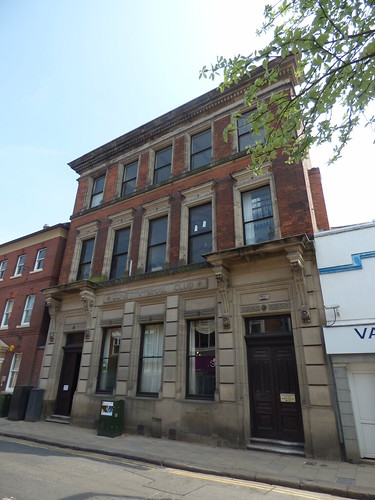 Constitutional Club - 149 and 150 High Street, Burton upon Trent