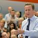 PM visit to easyJet, Luton