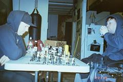 48 (POLO_REDBULL) Tags: film water beer 35mm kodak chess rainier fibonacci arrowhead baso reel14