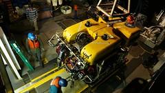 ROV Hercules on the Nautilus deck (Ocean Networks Canada) Tags: deck hercules nautilus rov wiringtheabyss2016 abyss16