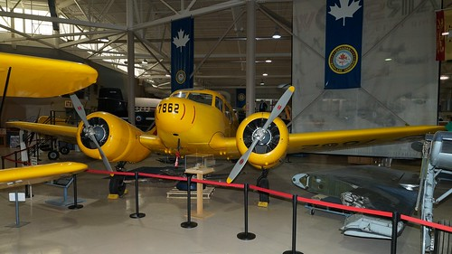 Cessna T-50 Crane Mk. I at Canadian Warplane Heritage