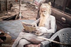 Simhastha 2016, Ujjain (Bharat Baswani) Tags: india newspaper religion fair sadhu mela madhyapradesh 2016 kumbh kumbha naidunia simhastha ujjian