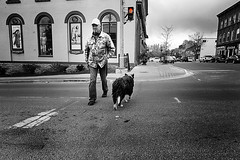 Careless K-9 (xDOP) Tags: portrait people dog pet pets ontario canada dogs animals portraits hdr selectivecolour napanee johnherzog xdop johnherzog1