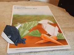 Origami My little whale diagram is in Origami USA 2016 ORIGAMI COLLECTION. (Lonely-Shiba) Tags: original origami