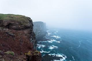 Látrarbjarg Cliffs - Western Fjords of Iceland