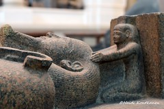 Protecting Goddess (konde) Tags: art goddess granite sarcophagus coffin ancientegypt tanis newkingdom 19thdynasty merenptah 21stdynasty thirdintermediateperiod psusennesi mummycoffin