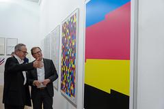 Richard Kriesche @ Neue Galerie Graz