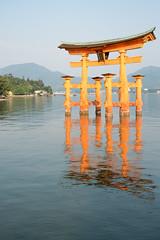 6am 嚴島神社 Itsukushima Shrine