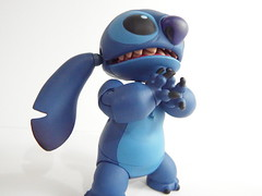 Stitch (Matheus RFM) Tags: stitch disney pixar kaiyodo lilostitch revoltech