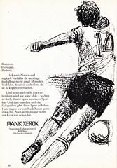 Switzerland vs England - 1981 - Page 34 (The Sky Strikers) Tags: world england cup st schweiz switzerland official basel 150 jakob fr programme offizielles programm qualifier fussballstadion