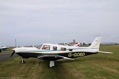 Piper PA32 Saratoga G-GOBD at Isle of Man EGNS 04/06/16 (IOM Aviation Photography) Tags: man saratoga piper isle 040616 pa32 egns ggobd