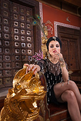 (Igor Zak PHOTO) Tags:   womanportrait satikazanova     igorzakcom