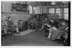 Y.M.C.A. hut (LOC) (The Library of Congress) Tags: libraryofcongress dc:identifier=httphdllocgovlocpnpggbain26984 xmlns:dc=httppurlorgdcelements11 bryantparkymcaeaglehut ymcaeaglehut eaglehut canteen worldwari bryantpark manhattan newyorkcity newyork newyorknewyork