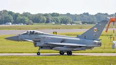 Typhoon RAF Coningsby 7/6/16 (docsav55) Tags: uk england jets fast typhoon raf coningsby