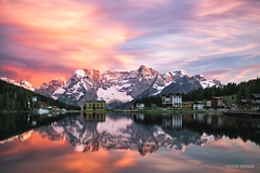 Misurina (steliyan.stoyanov) Tags: italy long exposure dolomites dolomiti misurina colourfull