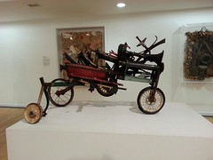 Les Abattoirs Jean Tinguely (christine.petitjean) Tags: tricycle toulouse jeantinguely lesabattoirs