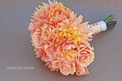 Sunnyvale Special Event Flowers, Peach Wedding Bouquet (Signature Bloom) Tags: california ca dahlia flowers wedding summer flower rose photo sunnyvale outdoor peach sanjose event santaclara casual bouquet weddings ideas weddingflowers bouquets sanjoseca specialevent weddingideas outdoorwedding santaclaraca weddingbouquet summerwedding 94086 santaclaracalifornia 94089 weddingbouquets sanjosecalifornia casualwedding 95121 eventflowers 94087 specialeventflowers flowersforwedding simplebouquet signaturebloom wwwsignaturebloomcom wwwfacebookcomsignaturebloom sunnyvalespecialeventflowers specialeventflowerssunnyvale