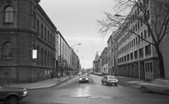 Søndre gate sett fra Kongens gate (ca. 1981)