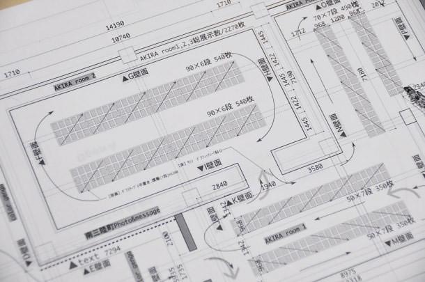 大友克洋GENGA展 2012年4月9日東京開展!