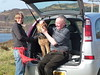(harris948) Tags: dog scotland highlands scottish ellie airedale vixs vixsvisitmarch2012 vixsvisit