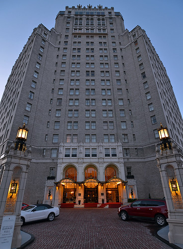 Mark Hopkins Hotel, San Francisco, California