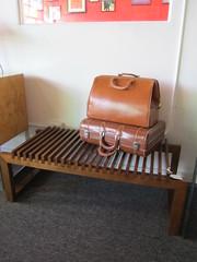 Wooden Slatted Bench (Mod Livin') Tags: modern vintage design furniture danish eames midcenturymodern midcentury teak madmen heywoodwakefield selig risom midmod johnkeal