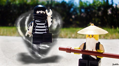Week 15 (chrisofpie) Tags: chris art nature project pie toy toys outdoors funny lego jester ninja fast super adventure story master liam legos hero knight week brave minifig weeks wu mime sensei 52 minifigure minifigures 52weeks stunningphotography legohero whitejester ninjago senseiwu spinjitzu chrisofpie spinjutsu 52weeksofliamthemime ninjamime