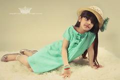 "Miss Nora \    (Queen333"" ) Tags: portrait girl smile canon studio mark flash young queen ii 5d   24105  f4l      a    ghadah   onaizah"