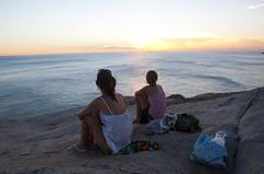 Arraial do Cabo, Rio de Janeiro, Brasil (@giovanicordioli | gmcordioli@gmail.com) Tags: ocean girls sunset sea summer brazil sky beach nature water brasil riodejaneiro paradise arraialdocabo