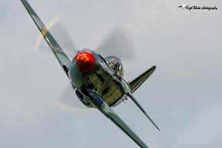 Yakovlev Yak-9U-M  N82112