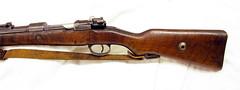 German GEW 98  K-98 Transitional  (12) (Rezz Guns (AZ GUNS-R-US)) Tags: rifle k98 germangew98k98transitional